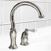 Delta Select (Brizo) Single-Handle Classic Kitchen Faucet, in Brilliance? Polished Nickel Finish