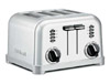 Cuisinart Metal Classic 4-Slice Stainless Steel Toaster