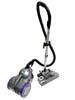 Fantom Vacuums Fantom Thunderbolt Bagless Cyclonic Canister FM239K