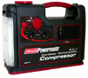Coleman 4 in 1 220 PSI Cordless Rechargeable Air Compressor PMC8144