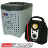 gglv COLEMAN PRO SERIES PORTABLE POWER COMBO JUMPSTART SYSTEM & COOLER/WARMER PMJ8965